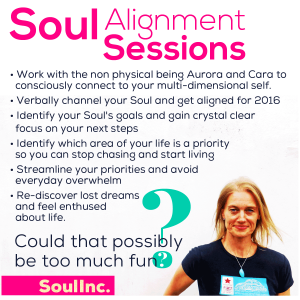 Soul Alignment sessions