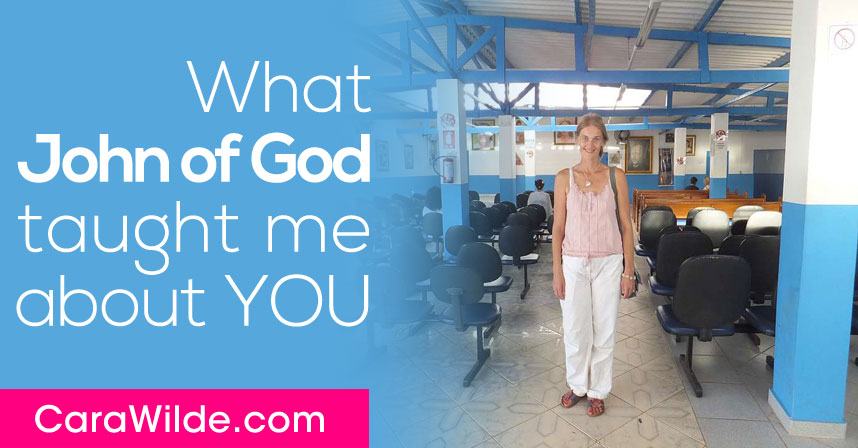 What John Of God taught me about you