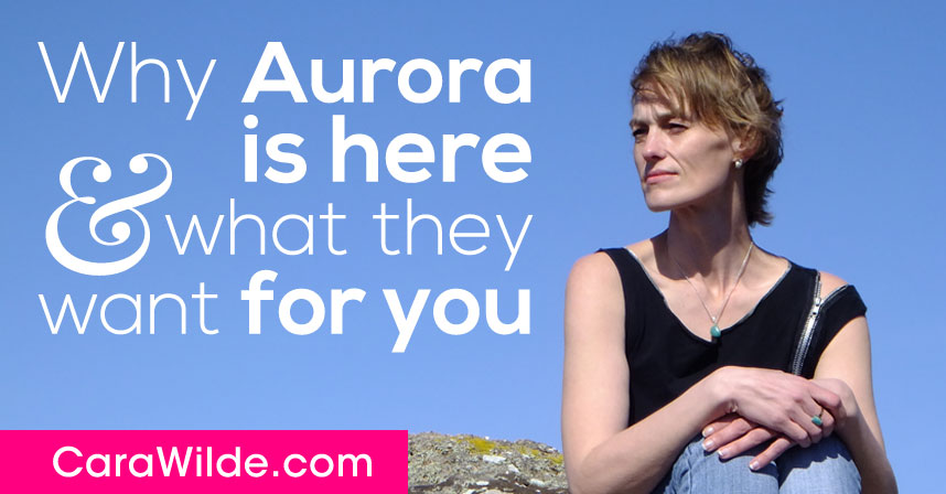 Why Aurora is here and what they want for you