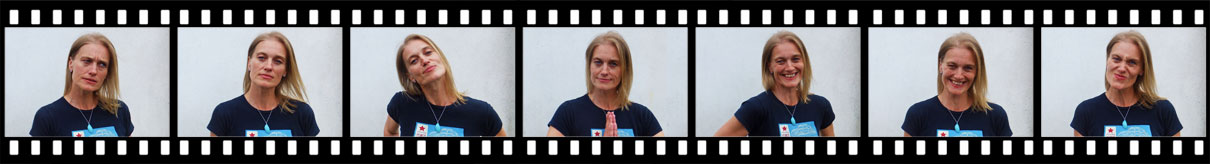 Cara Wilde movie out-takes