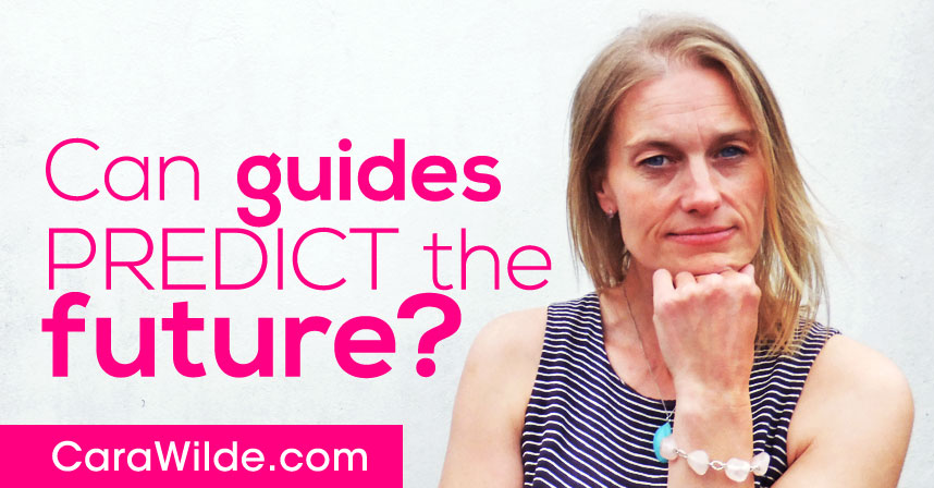 Can guides predict your future?