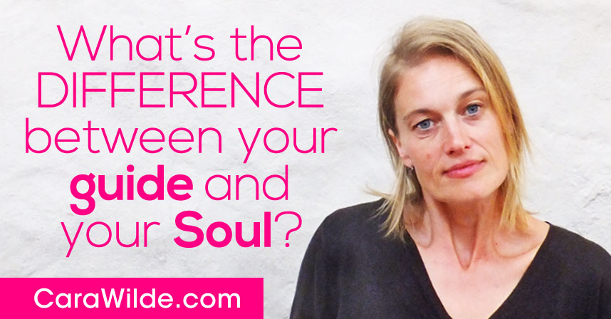 What's the difference between your guide and your Soul?