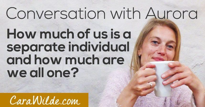 {Conversations with Aurora}