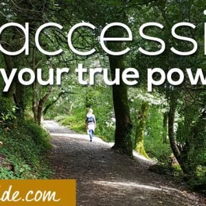 Aurora's free audio ~ Accessing Your True Power