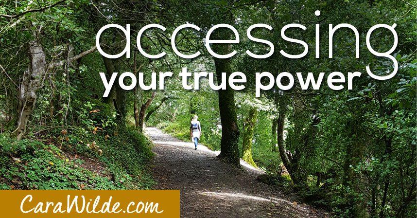Aurora's free audio ~ Accessing Your True Power