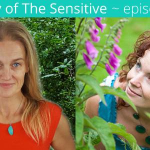 Podcast Ep01: Jackie Stewart Flower Essences & Lemuria