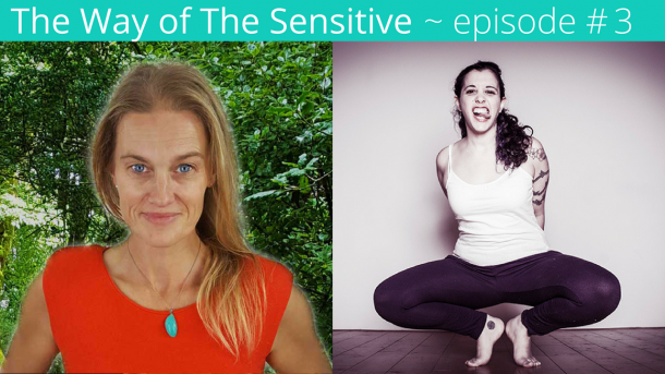 Podcast Episode 03 ~ Yoga for Unique Needs