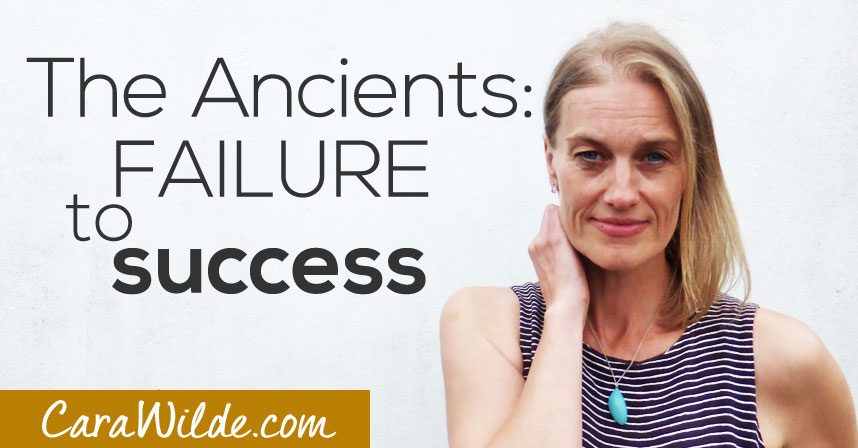 {The Ancients} From failure to success