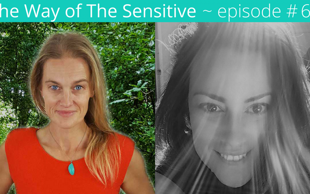 Podcast ~ Episode 6 Interview Your Guide Series ~ Sara Teixido