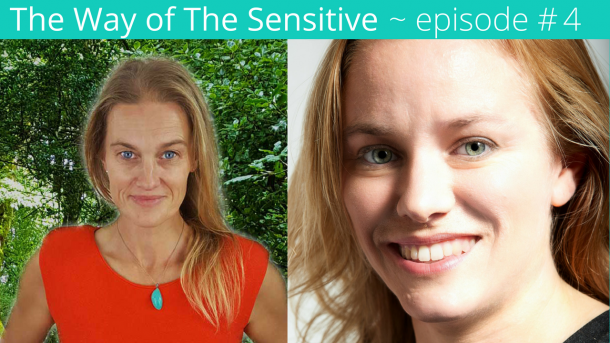Episode 4 - Whole Self In - Laura Hackle - The Way of The Sensitive - CaraWilde.com