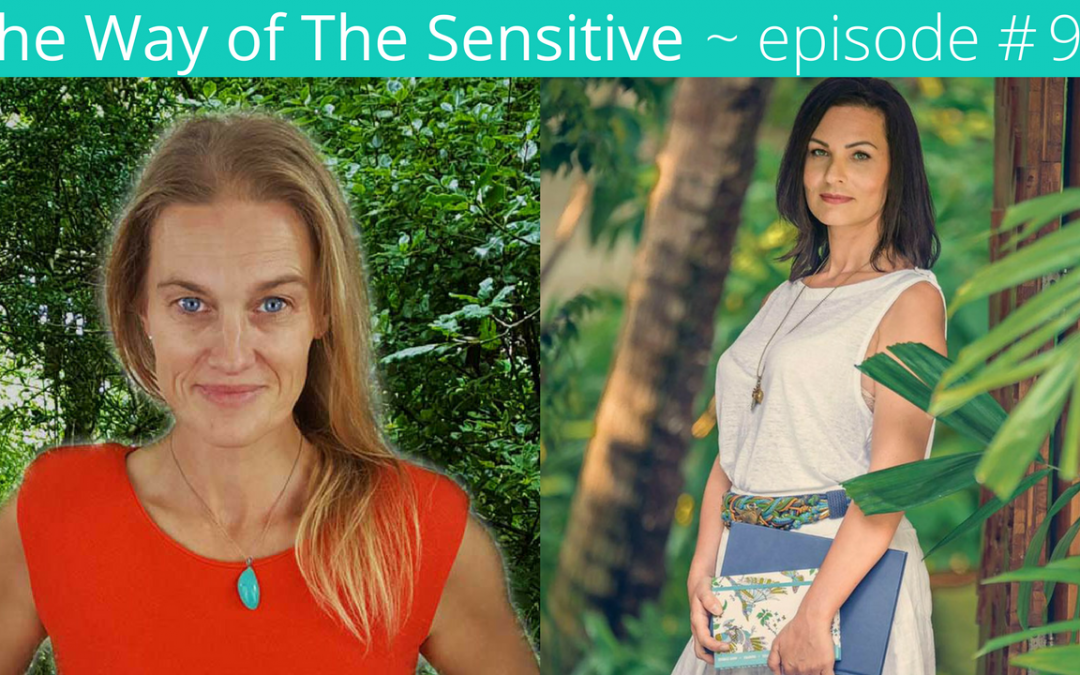 Podcast Ep09: Interview the Guide Series – Antonina Andreeva