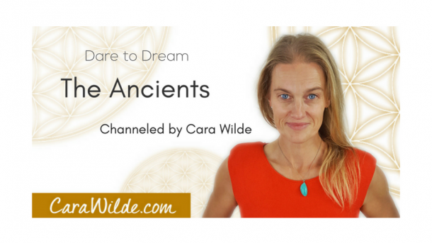 Podcast Ep~13 Dare to Dream The Ancients