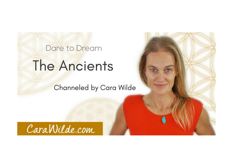 Podcast Ep13: Dare to Dream The Ancients