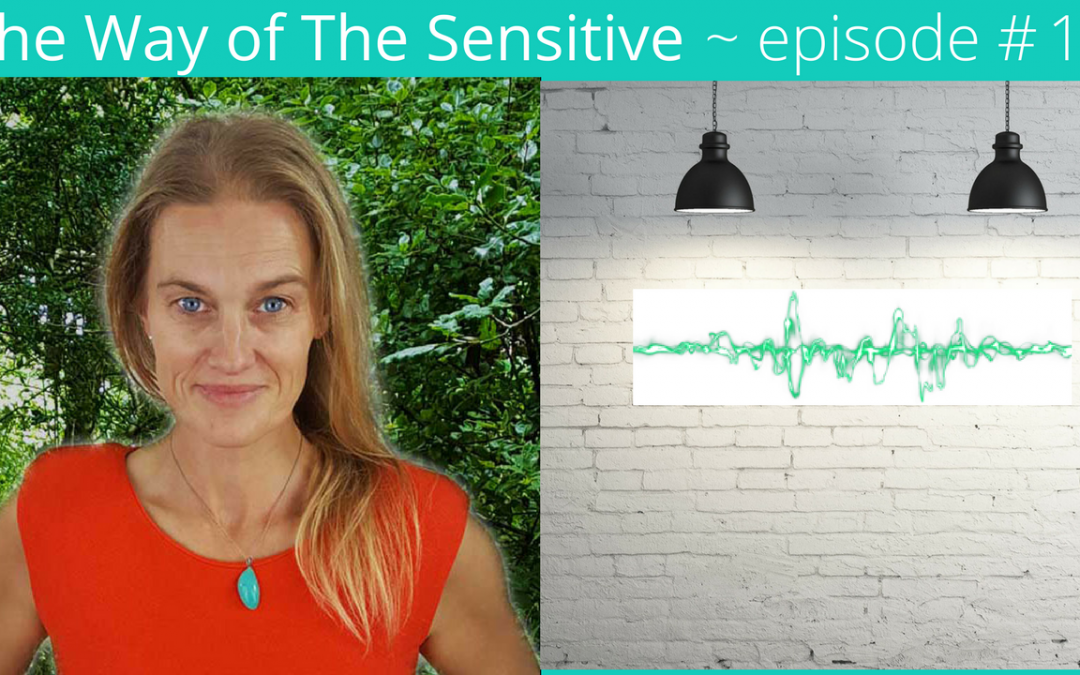 The way of the Sensitive Ep 15: Standing in your power and weaving reality – Cara Wilde