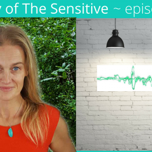 The way of the Sensitive Ep 15: Standing in your power and weaving reality - Cara Wilde