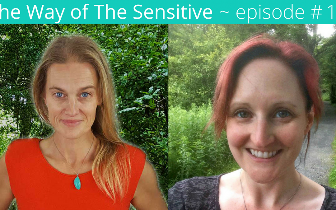 The way of the Sensitive – Ep 14: Aadaoin Hathaway -Working with Dragon Energy