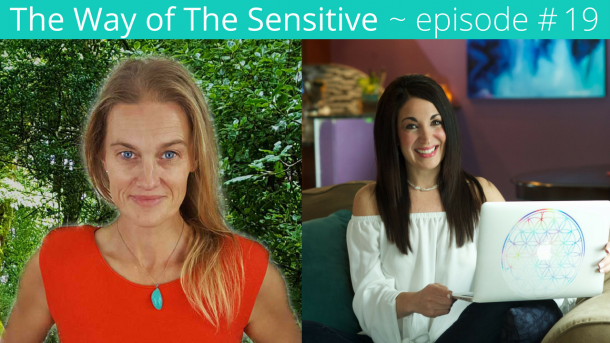 The Way of the Sensitive ~ Episode 19 What do your windows say about your worldview?