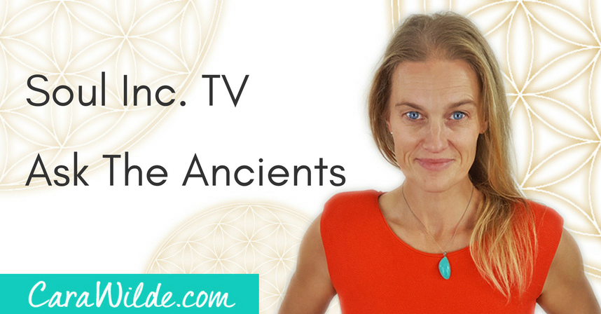 Soul Inc TV ~ Ask The Ancients Episode 1