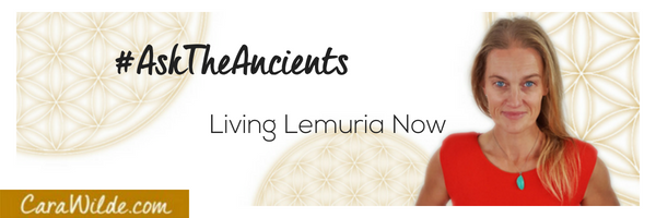 #AskTheAncients. How is Lemuria relevant to us today?