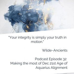 Episode 32 Aligning with The Great Conjunction In Aquarius