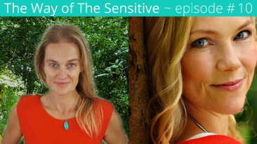 Episode 10 - Interview the Guide Series Cathy Ballard -The way of the Sensitive Podcast- CaraWilde.com