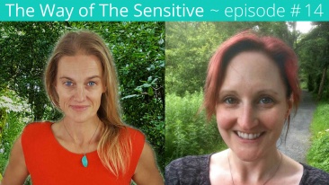 Episode 14 - Aadaoin Hathaway Working with Dragon Energy - The Way of the Sensitive Podcast - CaraWilde.com